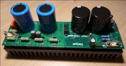Australia Amplifier Triode Simulator Metrum's Forte Power Amplifier